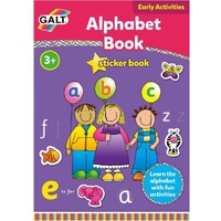 Galt - Alphabet Sticker Book