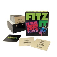 Gamewright - Fitz It Card Game