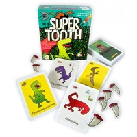 Gamewright - Super Tooth Card Game