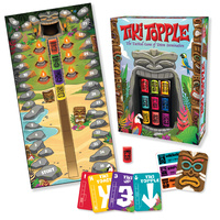 Gamewright - Tiki Topple Game