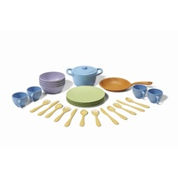Green Toys - Cookware & Dining Set