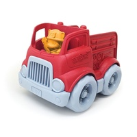 Green Toys - Fire Engine with Figure