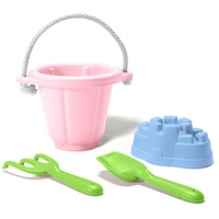 Green Toys - Sand Play Set - Pink