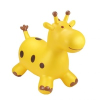 Happy Hopperz - Gold Giraffe Small