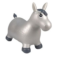Happy Hopperz - Silver Horse Large