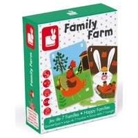 Janod - Family Farm Game