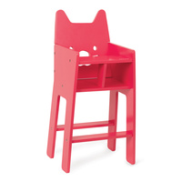 Janod - Babycat High Chair