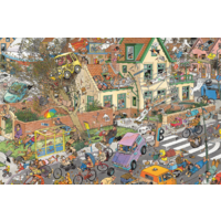 Jumbo - Jan Van Haasteren The Storm Puzzle 1500pc