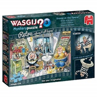 Jumbo - WASGIJ? Mystery 3 Drama at the Opera! Puzzle 1000pc