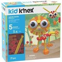 K'NEX - Kid K'NEX Safari Mates Building Set