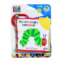 Eric Carle - The Very Hungry Caterpillar Lets Count Soft Book
