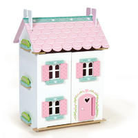 Le Toy Van - Sweetheart Cottage with Furniture