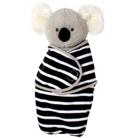 Manhattan Toy - Koala in Swaddle Blanket