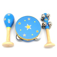Kaper Kidz - Star Musical Set 3pc