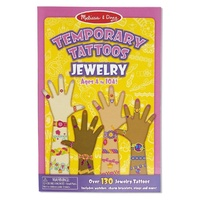Melissa & Doug - Temporary Tattoos - Jewellery