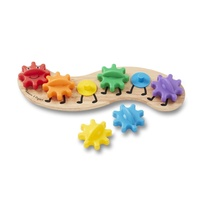 Melissa & Doug - Caterpillar Gear Toy
