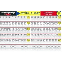Melissa & Doug - Counting to 100 Write-A-Mat