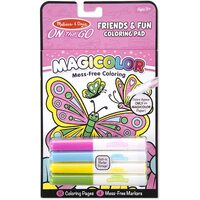 Melissa & Doug - On The Go - Magicolor - Friends & Fun
