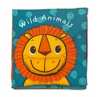 Melissa & Doug - Wild Animals Soft Activity Book