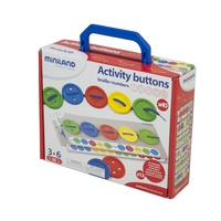 Miniland - Aptitude Activity Buttons
