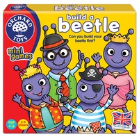 Orchard Toys - Build a Beetle