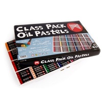 Micador Colourfun Oil Pastels Class Pack (432 pack)