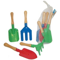 Fun Factory - Children's Garden Tool Set 4pc