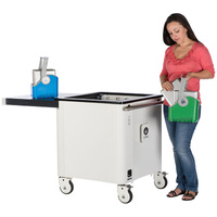 pclocs iQ 30 iPad Cart