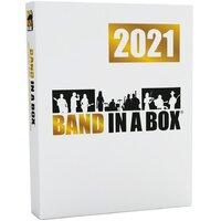 Band in a Box 2020 UltraPak Mac
