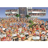 Piatnik - Ruyer, Cruising Puzzle 1000pc