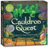 Peaceable Kingdom - Cauldron Quest Game