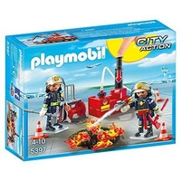 Playmobil - Firefighting Operation With Water Pump 5397