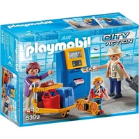 Playmobil - Family at Check-In 5399