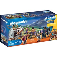 Playmobil - Charlie with Prison Wagon 70073