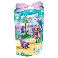 Playmobil - Fairy Girl with Animal Friends 9140