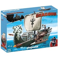 Playmobil - How to Train Your Dragon - Drago's Ship 9244