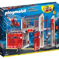 Playmobil - Fire Station 9462