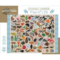 Pomegranate - Tree Of Life Puzzle 500pc