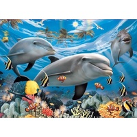 Ravensburger - Caribbean Smile Puzzle 60pc