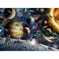 Ravensburger - Outer Space Puzzle 60pc