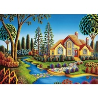 Ravensburger - Cottage Dream Large Format Puzzle 300pc