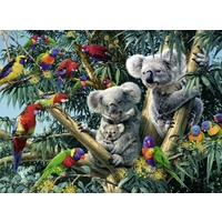 Ravensburger - Koalas in a Tree Puzzle 500pc