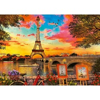Ravensburger - The Banks of the Seine Puzzle 1000pc