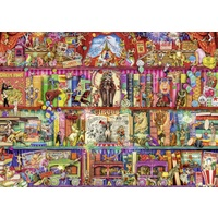 Ravensburger - The Greatest Show on Earth Puzzle 1000pc
