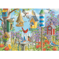 Ravensburger - Home Tweet Home Large Format Puzzle 300pc