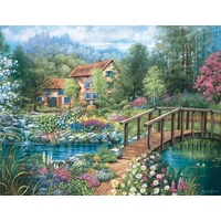 Ravensburger - Shades Of Summer Puzzle 2000pc