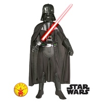 Rubies Deerfield - Darth Vader Deluxe Costume with Lightsabre Ages 5-7