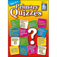 Primary Quizzes - Ages 5-7