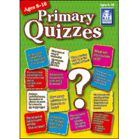 Primary Quizzes - Ages 8-10