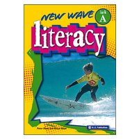New Wave Literacy Book A (Ages 5-6)